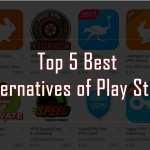 Top 6 Alternatives of Google Play Store 2018 List