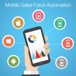 salesforce mobile automation