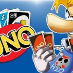 How To Lose Your Friends In 30 Seconds By Playing UNO Rayman