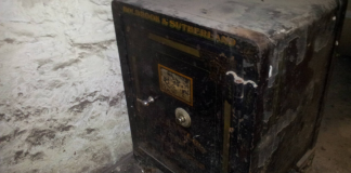 100 Year Old Safe