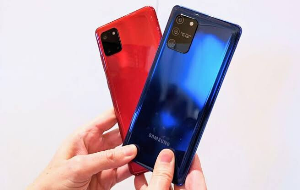 Galaxy s10 Lite, Note 10 Lite