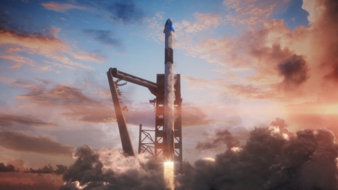 Crew Dragon launch