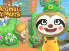 Nintendo Switch or Animal Crossing