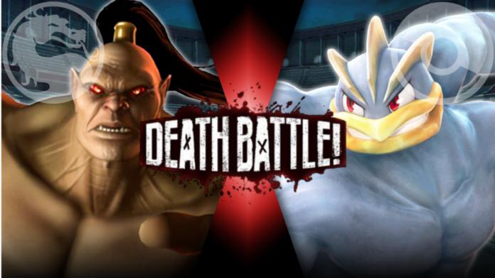 Goro VS Machamp