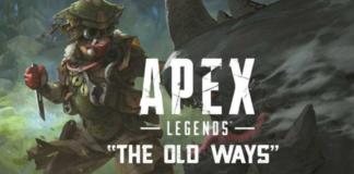 Apex Legends-The Old Ways
