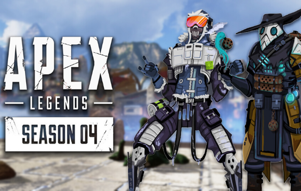 Apex Legends-The Old Ways