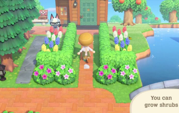 Nintendo Switch or Animal Crossing