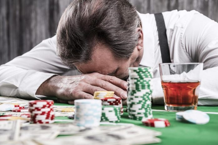 avoid online gambling addiction