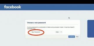 Hack Someone's Facebook Password