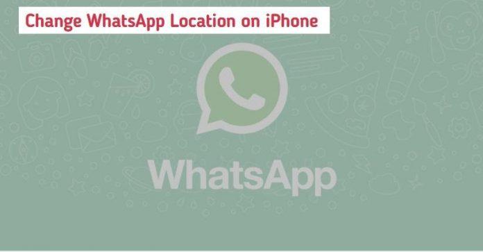 WhatsApp using iPhone