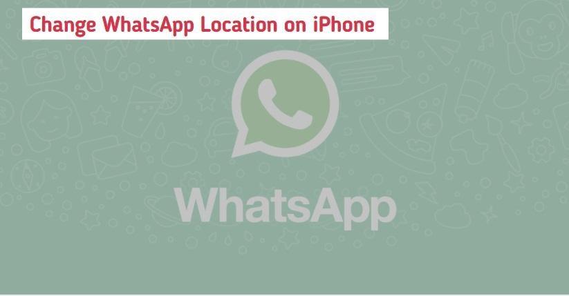 Whatsapp faken iphone standort WhatsApp Standort