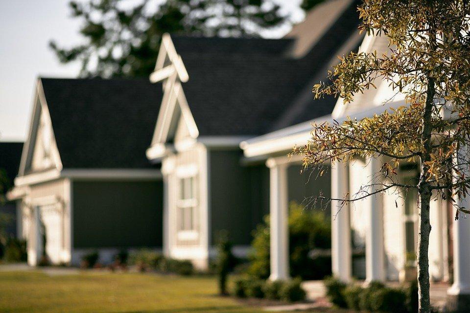 Houses, Neighborhood, Neighbourhood, Suburbs