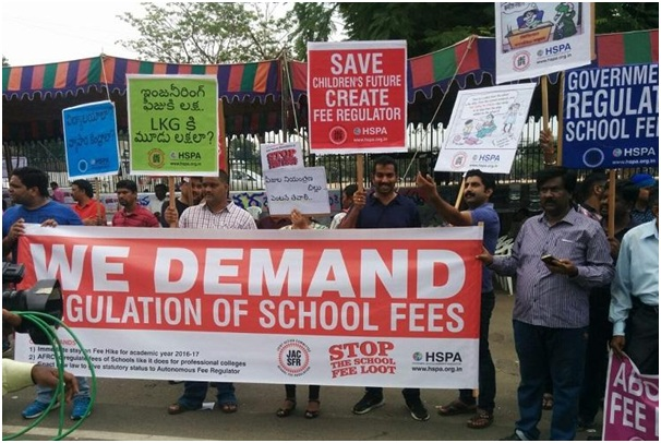 Parents Rebel Against The Skyrocketing Tuition Fees