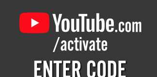 how to enter code in youtube