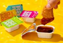 dipping sauce mcdonalds
