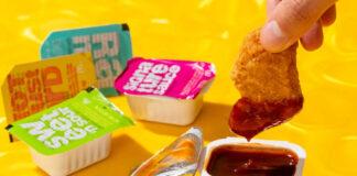 dipping sauce mcdonalds