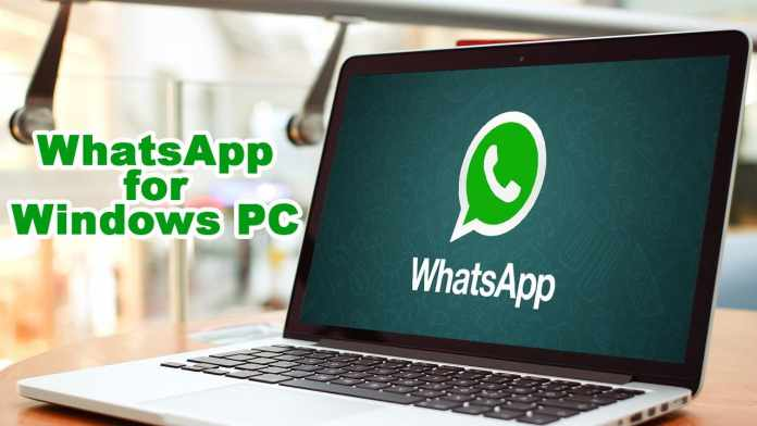 free downloading whatsapp for pc