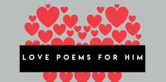 love poems for him