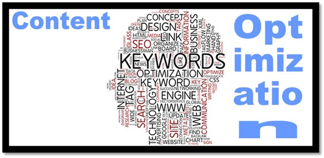 How will you optimize content