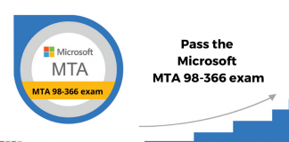 MTA exam preparation