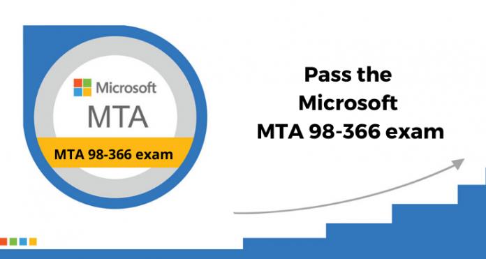 MTA exam preparation