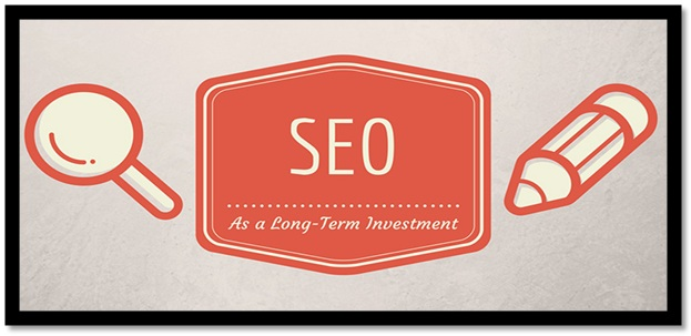 SEO is a long-term investment