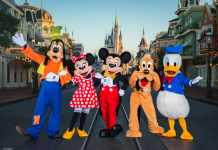 disney vacations packages