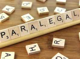 paralegal certificate online
