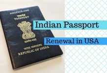 indian passport renewal from usa