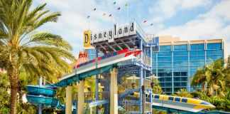 List of resorts disneyland