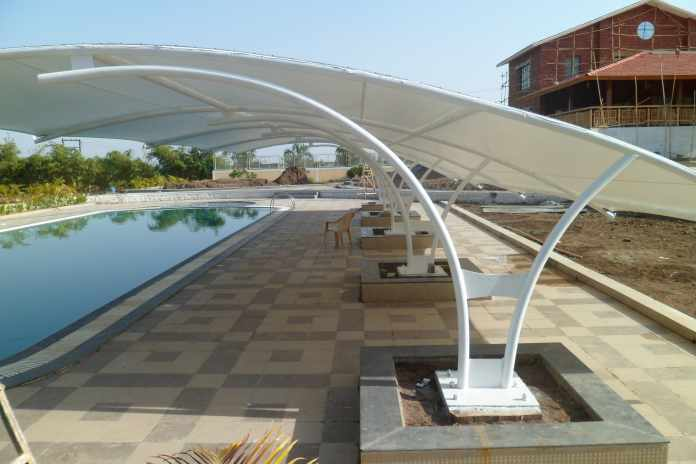 Material Manufacturing Canopy Tent