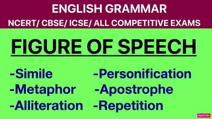 repetition figure of speech