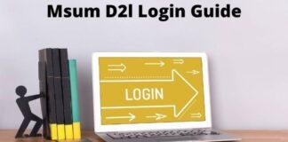 D2L MSUM course